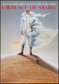 "Movie Posters:Academy Award Winners, Lawrence of Arabia (Columbia, R-1989). One Sheet (26.75"" X 39.75"").Academy Award Winners.. ..."