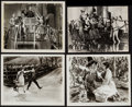 """Movie Posters:Fantasy, The Wizard of Oz & Others Lot (MGM, R-1950s). Photos (6) (7.25""""X 9.25"""" & 8"""" X 10""""), & Trimmed Photos (2) (8"""" X 9.75"""", 7"""" X... (Total: 8 Items)"""