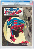 Magazines:Superhero, Spectacular Spider-Man #1 (Marvel, 1968) CGC VF/NM 9.0 Off-white towhite pages....
