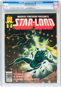 Magazines:Superhero, Marvel Preview #15 Star-Lord (Marvel, 1978) CGC NM/MT 9.8 Off-white to white pages....