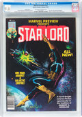 Magazines:Superhero, Marvel Preview #11 Star-Lord (Marvel, 1977) CGC NM/MT 9.8 Off-whiteto white pages....