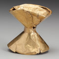 Pre-Columbian:Metal/Gold, CALIMA GOLD WAISTED SPOOL FORM ...