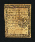 Colonial Notes:Pennsylvania, Pennsylvania April 10, 1777 6d Fine-Very Fine.. ...