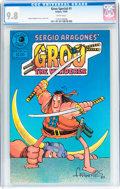 Modern Age (1980-Present):Humor, Groo Special #1 (Eclipse, 1984) CGC NM/MT 9.8 White pages....