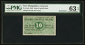 Obsoletes By State:New Hampshire, Concord, NH - State Capital Bank 10¢ Nov. 1, 1862 Remainder. ...