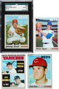 Baseball Cards:Sets, 1970 Topps Baseball Near Set (718/720). ...