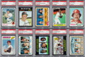 Baseball Cards:Lots, 1971-81 Topps Baseball Collection (750+) With ManyStars/HoFers/Rookies. . ...