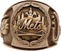 Baseball Collectibles:Others, 1964 New York Mets Meritorious Service Award Ring....