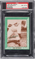 Baseball Cards:Singles (1950-1959), 1958 Bell Brand Potato Chips Don Drysdale PSA NM-MT 8. ...