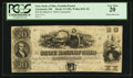 Obsoletes By State:Ohio, Cincinnati, OH- The State Bank of Ohio, Franklin Branch Counterfeit$20 March 9, 1849 C302 Wolka 0631-20. ...