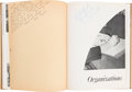 Football Collectibles:Publications, 1944 Pete Rozelle Signed High School Yearbook. ...