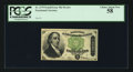 Fractional Currency:Fourth Issue, Fr. 1379 50¢ Fourth Issue Dexter PCGS Choice About New 58.. ...