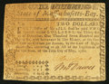 Colonial Notes:Massachusetts, Massachusetts May 5, 1780 $2 Fine.. ...