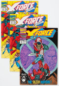 Modern Age (1980-Present):Superhero, X-Force #2 and 11 Group (Marvel, 1991-92) Condition: Average NM....(Total: 22 Comic Books)