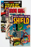Silver Age (1956-1969):Miscellaneous, Comic Books - Assorted Silver and Bronze Age Comics Group (Various Publishers, 1960s-'70s) Condition: Average FN+.... (Total: 16 Comic Books)