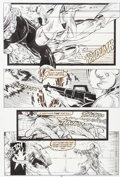 """Original Comic Art:Panel Pages, Todd McFarlane Amazing Spider-Man #325 """"Finale in Red"""" Page20 Original Art (Marvel, 1989)...."""