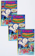 Bronze Age (1970-1979):Cartoon Character, Casper Halloween Trick or Treat #1 File Copies Box Lot (Harvey,1976) Condition: Average VF+....