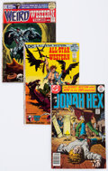Bronze Age (1970-1979):Western, DC Bronze Age Western Comics Group (DC, 1970s) Condition: Average VG+.... (Total: 31 Comic Books)