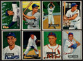 Baseball Cards:Sets, 1951 Bowman Baseball Partial Set (164/324). ...
