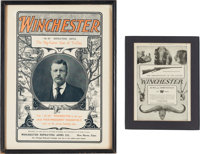 Theodore Roosevelt: Winchester Rifle Advertisements