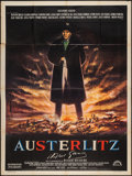 """Movie Posters:Foreign, Austerlitz (Lux Film, 1960). French Grande (47"""" X 63""""). Foreign.. ..."""