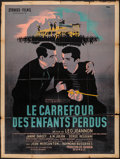 """Movie Posters:Foreign, Children of Chaos (Cyrnos-Films, 1944). French Grande (47"""" X 63""""). Foreign.. ..."""