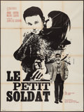 """Movie Posters:Foreign, The Little Soldier (Les Films Imperia, 1963). French Grande (46.5"""" X 62""""). Foreign.. ..."""