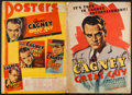 """Movie Posters:Drama, Great Guy & Other Lot (Grand National, 1936). Cut Pressbooks(2) (Multiple Pages, 11"""" X 17"""" & 14"""" X 20""""). Drama.. ...(Total: 2 Items)"""