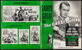 "Movie Posters:Drama, The Great Gatsby (Paramount, 1949). Pressbook (24 Pages, 12.25"" X15""). Drama.. ..."