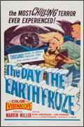 """Movie Posters:Fantasy, The Day the Earth Froze (Film Group, 1963). One Sheet (27"""" X 41"""").Fantasy.. ..."""