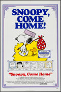 """Movie Posters:Animation, Snoopy, Come Home! (National General, 1972). One Sheet (27"""" X 41""""). Animation.. ..."""
