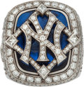 Baseball Collectibles:Others, 2009 New York Yankees World Championship Ring....