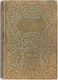 Books:Literature Pre-1900, H.G. Wells. The Wonderful Visit. New York: Macmillan andCo., 1895. First edition, later issue. ...