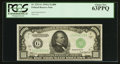 Small Size:Federal Reserve Notes, Fr. 2212-G $1,000 1934A Federal Reserve Note. PCGS Choice New 63PPQ.. ...