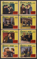 "Movie Posters:Crime, Queen of the Mob (Paramount, 1940). Lobby Card Set of 8 (11"" X14""). Crime. ... (Total: 8 Items)"