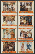 """Movie Posters:Comedy, The Sainted Sisters (Paramount, 1948). Lobby Card Set of 8 (11"""" X 14""""). Comedy. ... (Total: 8 Items)"""