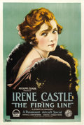 "Movie Posters:Drama, The Firing Line (Paramount, 1919). One Sheet (27"" X 41""). ..."