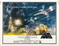 "Movie Posters:Science Fiction, Star Wars (20th Century Fox, 1977). Half Sheet (22"" X 28""). ..."
