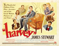 "Movie Posters:Comedy, Harvey (Universal International, 1950). Title Lobby Card (11"" X14""). ..."