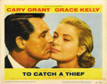 """Movie Posters:Hitchcock, To Catch a Thief (Paramount, 1955). Lobby Card (11"""" X 14""""). ..."""