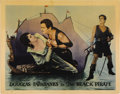 "Movie Posters:Adventure, The Black Pirate (United Artists, 1926). Lobby Card (11"" X 14"")...."
