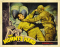 "Movie Posters:Horror, The Mummy's Hand (Universal, 1940). Lobby Card (11"" X 14""). ..."