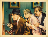 "The Bat Whispers (United Artists, 1930). Lobby Cards (2) (11"" X 14""). ... (Total: 2 Items)"