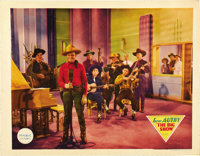 "The Big Show (Republic, 1937). Lobby Card (11"" X 14"")"