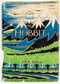 Books:Science Fiction & Fantasy, J. R. R. Tolkien. The Hobbit, or There and Back Again.London: George Allen & Unwin Ltd., [1954]. Second Edition...