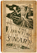 Books:Literature Pre-1900, Lewis Carroll. The Hunting of the Snark. London: Macmillanand Co., 1876....