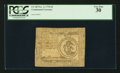 Colonial Notes:Continental Congress Issues, Benjamin Levy Signed Continental Currency November 2, 1776 $3 PCGSVery Fine 30.. ...