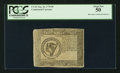 Colonial Notes:Continental Congress Issues, Blue Counterfeit Detector Continental Currency September 26, 1778 $8 PCGS About New 50.. ...