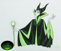 Animation Art:Production Drawing, Maleficent Illustration Original Art (Walt Disney, c. 1990s)....