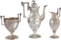 Political:Presidential Relics, [Zachary Taylor]: Family-owned Silver.... (Total: 10 Items)
